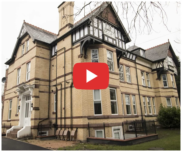 HMO conversion to six luxury apartments by MW&G Hough